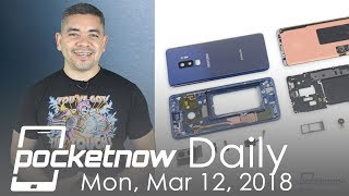 Samsung Galaxy S9 teardown verdicts, US Honor View10 & more - Pocketnow Daily