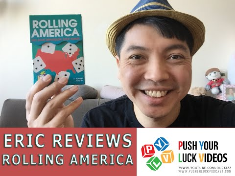 Push Your Luck Video #125: Rolling America
