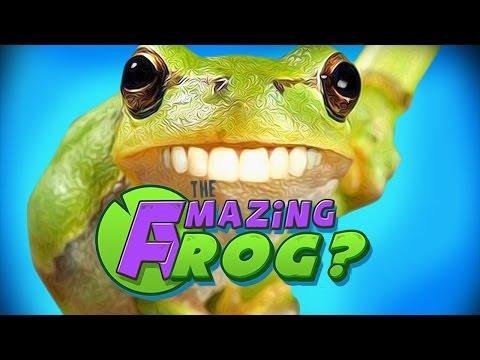 WORLDS GREATEST FROG! (The Amazing Frog)