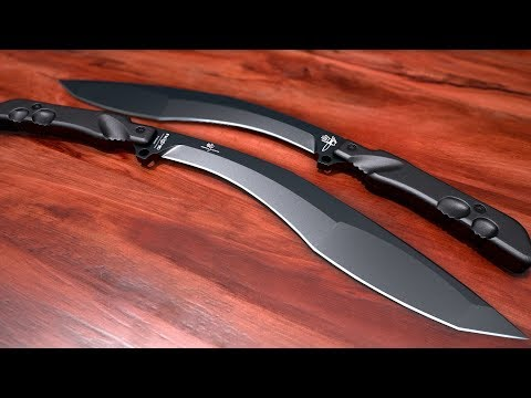Top 10 Best Machetes For Survival Available On AMAZON!