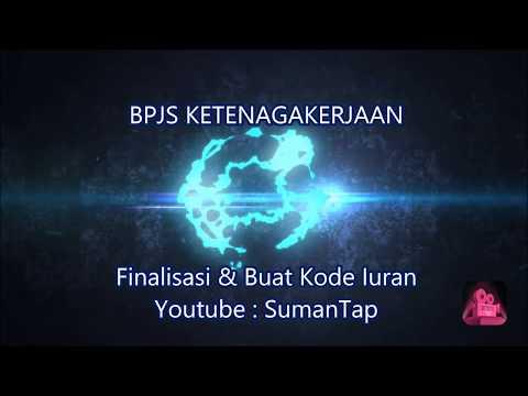 Tutorial SIPP - Finalisasi & Membuat Kode Iuran Bulanan BPJS Ketenagakerjaan