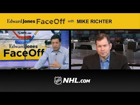 Richter discusses his ties with NHL's Green movement