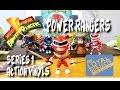 Download Video MIGHTY MORPHIN POWER RANGERS x The Loyal Subjects WAVE 1 unboxing video - MINI ACTION FIGURES!
