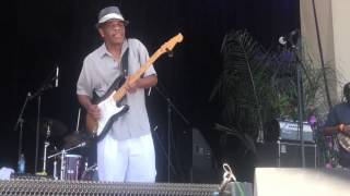 James Armstrong - Ain't Nobody Home - Springing The Blues/JAX Beach 2017