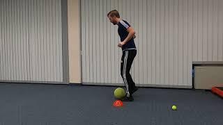 Fußball Technik 4 (4-7 Jahre)