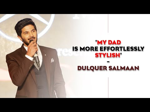Dulquer Salmaan  - Mercedes Benz RITZ STYLE AWARDS (Chennai Edition) - 2015
