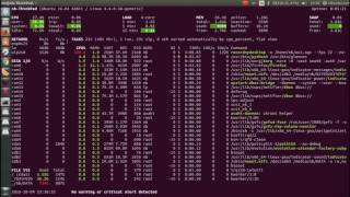 Install Glances On Ubuntu 16.04 (monitoring Tool)
