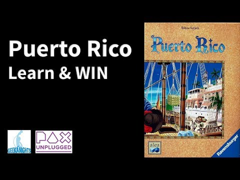 Learn and WIN: Puerto Rico