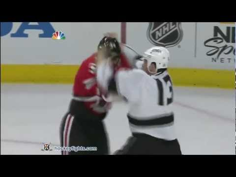 Kyle Clifford vs Brandon Bollig