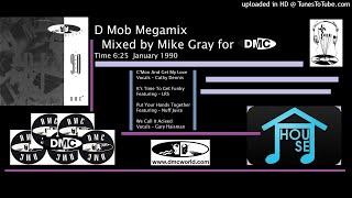 D Mob Megamix (DMC Megamix by Mike Gray January 1990)