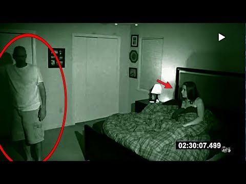 5 CREEPIEST Paranormal Activities Youtubers Caught On Camera…