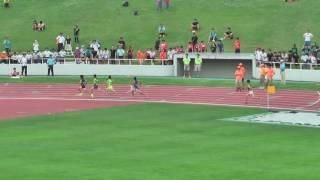 H28千葉県中学通信陸上男子3000m決勝残り2周~