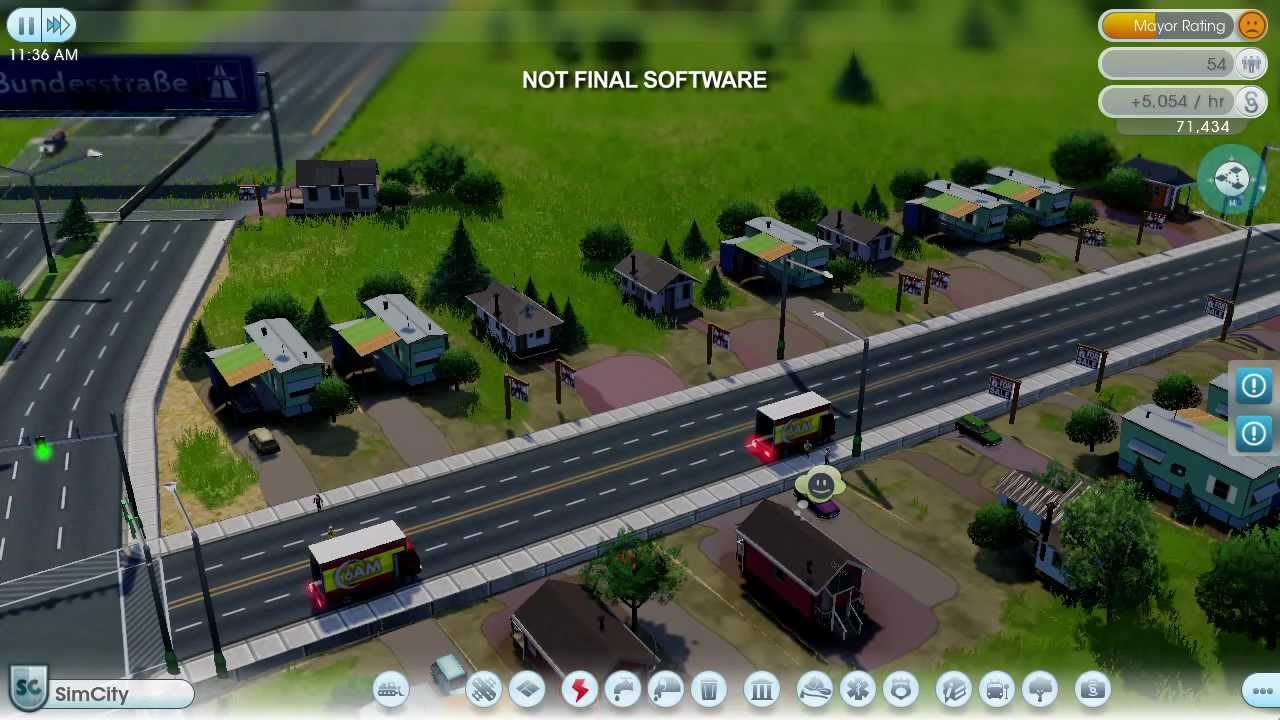 New SimCity Looks Gorgeous In This Day-By-Day Gameplay Demo