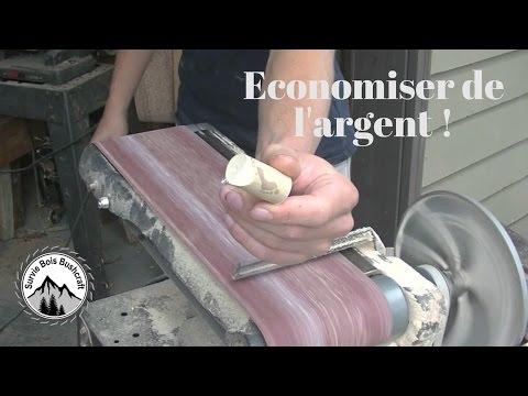 Astuce Travail du bois - Comment nettoyer vos bandes abrasives ! comment faire des économies sur le ponçage ? - 0 - Comment faire des économies sur le ponçage ?