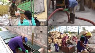 Short film on Safety of Sanitation workers during COVID-19 pandemic (English Commentary)