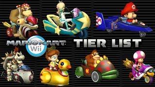 Every Mario Kart Wii Vehicle Ranked