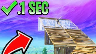 CRAZY SIMPLE Tip to BUILD FAST on Console! How to Build Faster in Fortnite (Ps4/Xbox Building Tips)