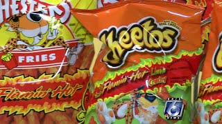 Doctors warning of dangers from hot chips