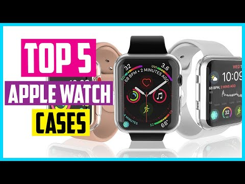 Top 5 Best Apple Watch Cases in 2021 – Reviews & Buyer's Guide