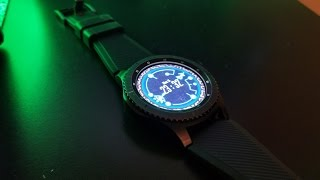 Samsung Gear S3 Gaming Watch Faces!!