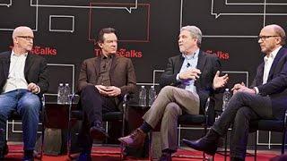 Alex Gibney, Paul Haggis, Mike Rinder, Lawrence Wright | Clip | TimesTalks