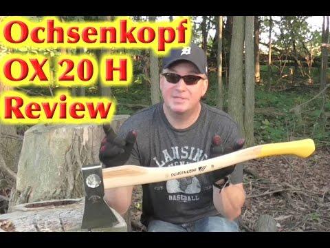 Universal Forestry Axe Review- Ochsenkopf OX 20 H