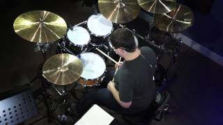 "Dixie Chicks ""Sin Wagon"" - Kyle Radomsky (Drum Cover)"