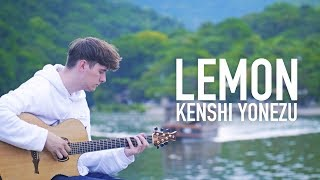 Lemon - Kenshi Yonezu (米津玄師) Fingerstyle Guitar Cover