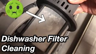 How To Clean Your GE Dishwasher Filter