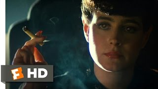 Blade Runner (1/10) Movie CLIP - Shes A Replicant (1982) HD