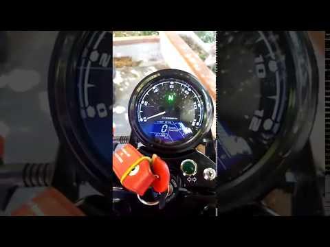 Universale Moto Tachimetro Contachilometri