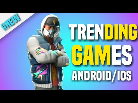 Top 10 New|Trending Games For Android/IOS|2018