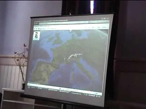 Harta 3D pentru Valea Prahovei
