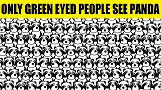 HOW GOOD ARE YOUR EYES?? 99% Will Fail This Eye Test (Impossible To Score 16/16)