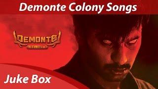 Demonte Colony Official Juke Box | Demonte Colony | Arulnithi | Keba Jeremiah | Orange Music