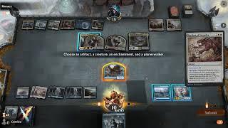 TSC LIVE HD MTGA: Magic the Gathering Online Arena : NonRanked Corriea vs Moraex