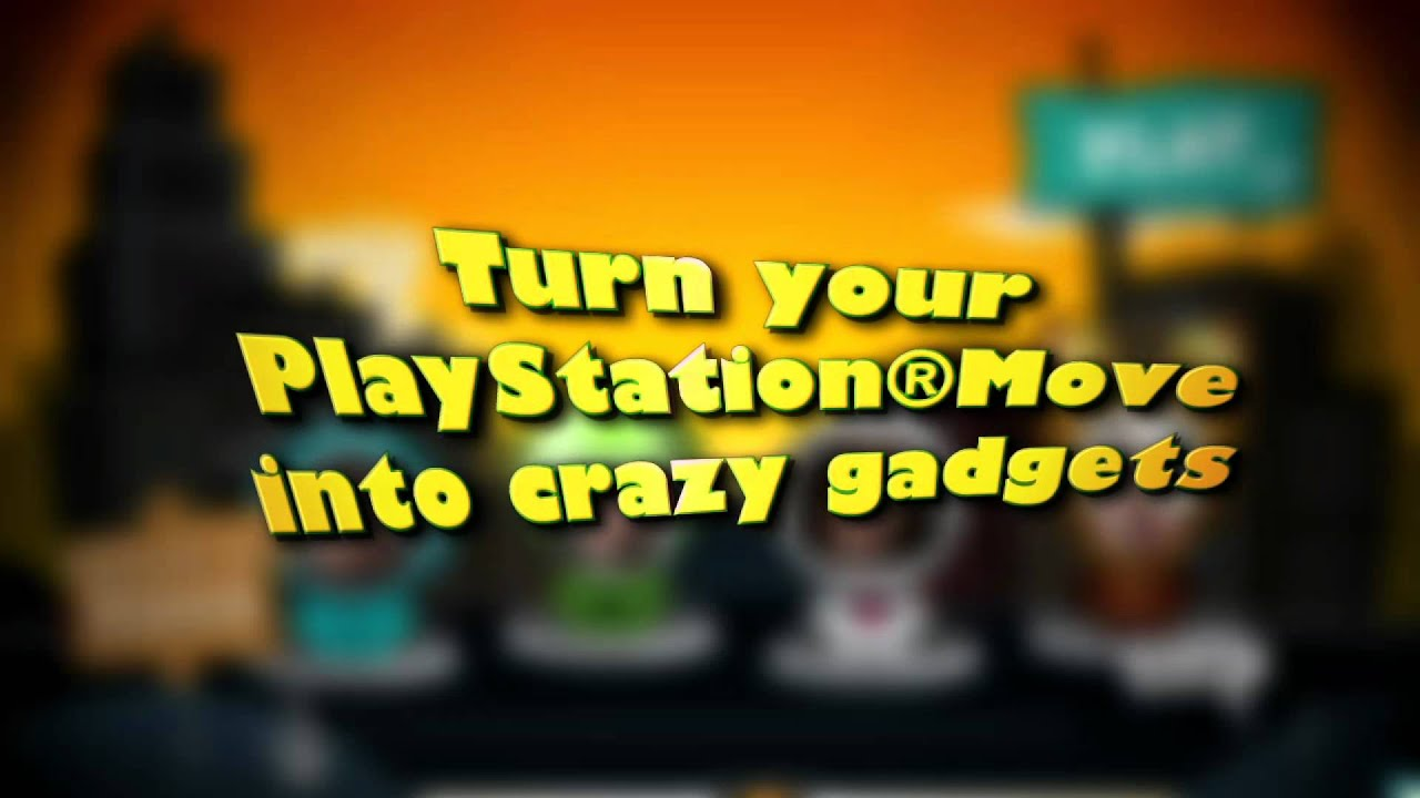 Start The Party! Save the World Launches Today for PS Move