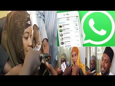 Kilu ta ja bau! an kame WhatsApp group admin da members kan batawa wata mata suna.