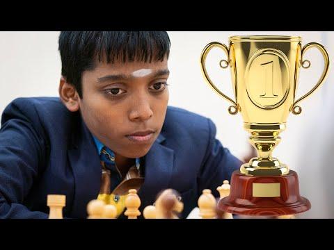 Praggnanandhaa Wins London Chess Classic FIDE Open 2019