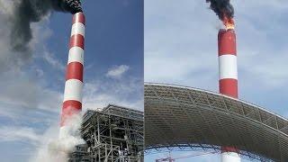 Tin Tức 24h Mới Nhất: Cháy lớn ở nhà máy Nhiệt điện Vĩnh Tân 4