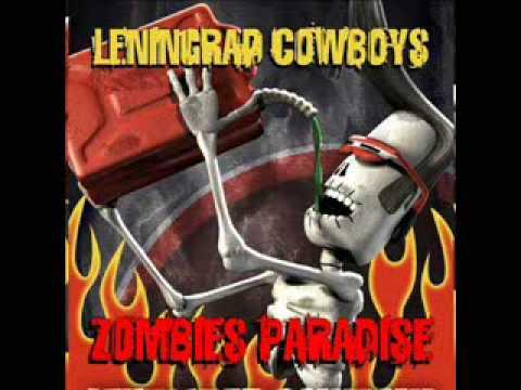 Leningrad Cowboys Goldfinger