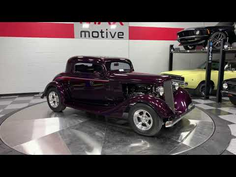 Video of '34 Coupe - Q6FF