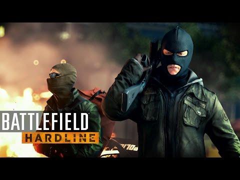Battlefield Hardline: Official Launch Gameplay Trailer thumbnail