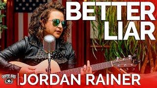 Jordan Rainer - Better Liar (Acoustic) // Country Rebel HQ Session