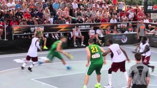 Финал ЧМ по баскетболу 3х3