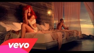Rihanna ~ California King Bed (Lyrics - Sub. Español) Official Video