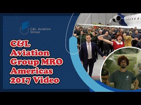 C&L Aviation Group MRO Americas 2017 video
