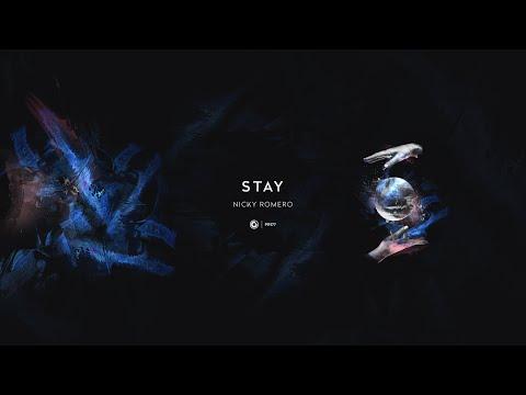 Nicky Romero - Stay (Official Lyric Video)