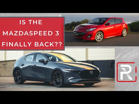 2021 Mazda 3 Turbo – Redline: First Look