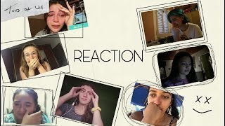 LOUIS TOMLINSON TWO OF US FANS REACTIONS (we Cried)